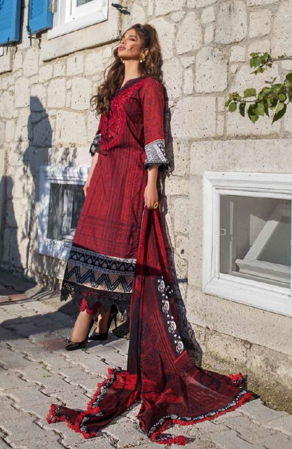 new spring summer lawn collection 2021